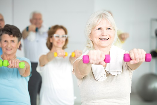 Best Leg Exercises for Older Adults in Carmichael, CA