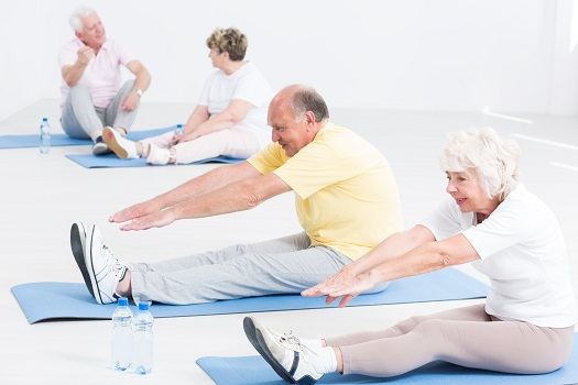Are Pilates Workouts Good for Seniors in Carmichael, CA