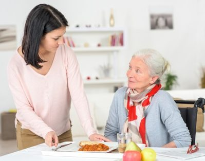 Ways to Persuade an Aging Adult to Eat in Carmichael, CA