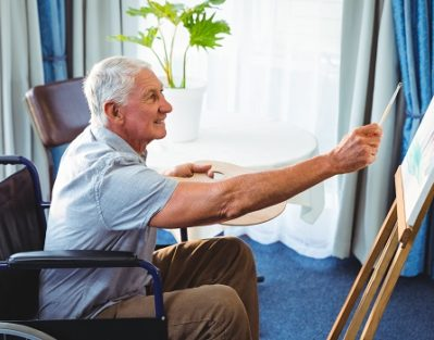 Therapy Activities for Seniors with Parkinson's Disease in Carmichael, CA