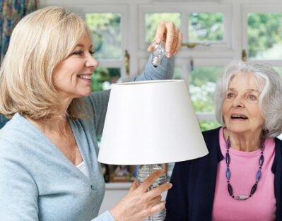 Tips Seniors Can Lower Electricity Costs in Carmichael, CA