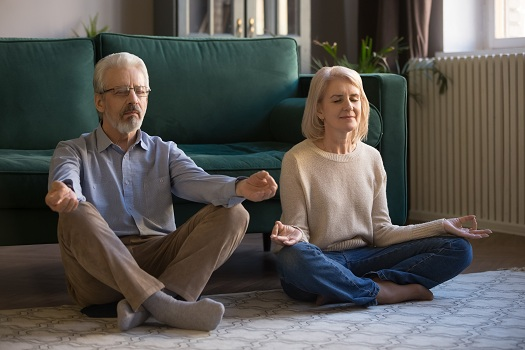 Can Aging Adults Maintain Fitness at Home in Carmichael, CA