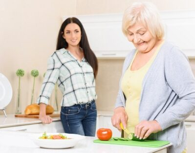 Tips to Keep Older Adults Safe in the Kitchen in Carmichael, CA